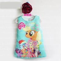 Dress Suki Jaguard Pony And Friend - Tosca