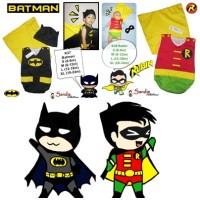 Jumper Karakter Kostum Bayi Super Hero Batman Robin Lucu Unik Nyaman
