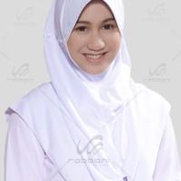 Kerudung Sekolah Rabbani Great Inova Size S jilbab anak SD - SMP