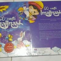 50 cerita imajinasi - Stella Ernes Buku cerita anak BIP