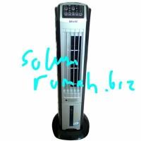Air cooler material tahan api 70watt sanyo 4lt timer 6jam