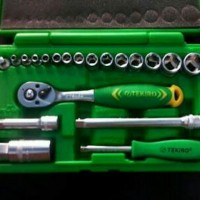 KUNCI SET 21 Tool Box HIGH QUALITY BRAND
