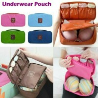 Monopoly underwear pouch-organizer tempat celana dalam cd bra