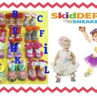 Sepatu Bayi Skidders Sneakers Original - Sepatu anak prewalker murah