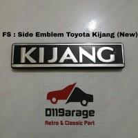 Emblem Fender Toyota Kijang Kotak KF20
