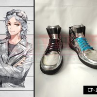 Sepatu Cosplay Marvel Quicksilver