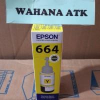 Tinta Epson 6644 yellow utk printer epson L100 / L110 / L210 / L220