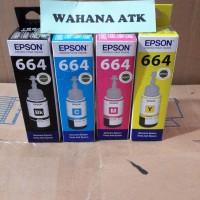 Tinta Epson Refill 664 utk printer L100 / L110 / L210 / L220