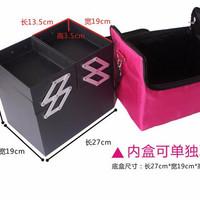[edisi mudik!!!] Koper Tas Make Up Artist Kosmetik Beauty Case Bag Org