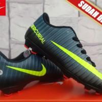 sepatu bola Nike Mercurial Superfly X Biru Dongker KW Super