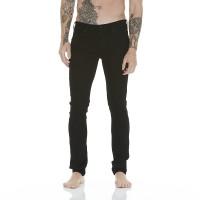 Celana Panjang Wrangler Strangler Sonic Black Jeans Stretch Original