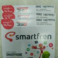 Kartu perdana smartfren 3G
