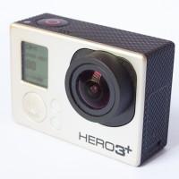 GoPro 3+ Black, LCD Touch BacPac & Aksesorisnya