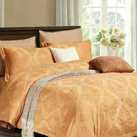Bedcover kain king koil 180x200x30