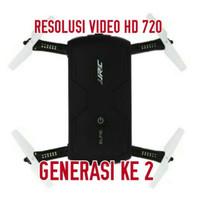 JJRC Elfie H37 Pocket Drone 2.0 MP Free 1 Baterai Lagi
