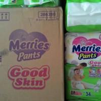 Merries Pants Good Skin M34 M 34