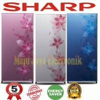 Kulkas 1 Pintu Sharp Kirey II 166 ND Defrost