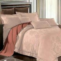 Bedcover set kain king koil 200x200x30