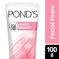 Ponds White Beauty Pinkish White Facial Foam 100ml