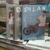 DILAN 1, DILAN 2, MILEA (3 NOVEL)