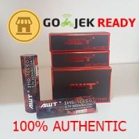 awt 18650 3500 mah 35A battery baterai batre merah hitam vape vapor