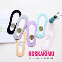 Kaos Kaki Invisible Socks - FLAT SHOES