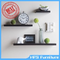Rak Dinding Minimalis - Floating Shelve PREMIUM [ Cat Duco ] [ 3 Pcs ]