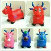 Mainan Anak - Jumping Animal - Kuda Kudaan Mainan Tunggang Karet