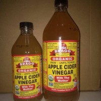 Bragg Apple Cider Vinegar 473 ml / Apple Cider Vinegar / cuka apel ori