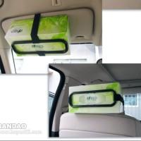 Tissue Holder / Penjepit Tissue Mobil / Tissue Paper Box Holder