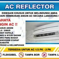 Talang AC / Penahan Ac acrylic