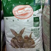 makanan pakan kelinci vittamaxx rabbit food 10kg KHUSUS GOJEK vitamax