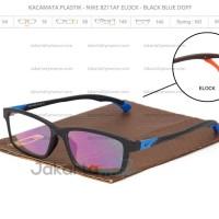 PAKET KACAMATA MINUS - Sale Kacamata Plastik Nike Elock 8211