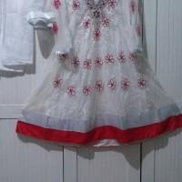Baju India anak muslim/Baju Pesta/baju gamis anak
