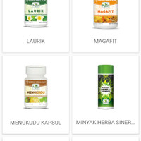 Minyak herba sinergi
