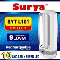 Senter lampu LED Surya SYT L101 White