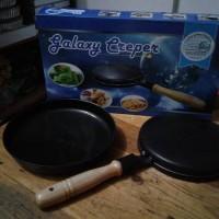 Wajan Kwalik Galaxy Crepes Maker Creper untuk Risol / Dadar Gulung