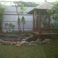 Pembuatan Taman | Kolamdan | Gazebo