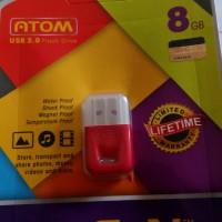 Flashdisk Vgen V-Gen Atom 8gb bukan Toshiba Sandisk Kingston Transcen