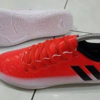 Sepatu Futsal Adidas Messi 16.3 IC - Solar Red White