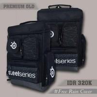 Premium OLD SteelSeries Black