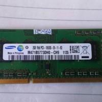 Sodimm Samsung DDR 3 2GB PC3 2 Keping