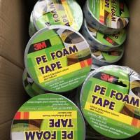 pe foam tape 3m / double tape 3m 24mm x 4m