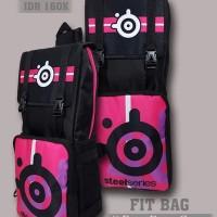 Fitbag SteelSeries Pink