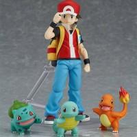 figma Pokemon Red