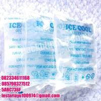 Ice Gel - Ice Pendingin Daging