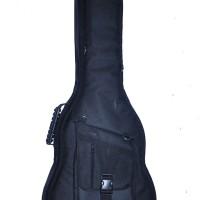 Semi Gigbag Gitar Akustik Semi Jumbo FIT SERIES / Tas Gitar