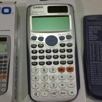 kalkulator scientific casio fx-991es plus casio fx991es plus original