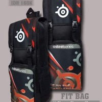 Fitbag SteelSeries Red