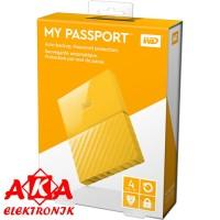 WD My Passport 4TB USB 3.0 Harddisk External / Hardisk Eksternal / HDD